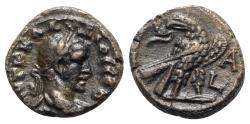Ancient Coins - Claudius II (268-270). Egypt, Alexandria. BI Tetradrachm