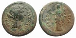 Ancient Coins - Phrygia, Hierapolis. Pseudo-autonomous, 3nd century AD. Æ 27mm VERY RARE