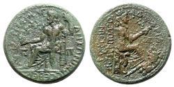 Ancient Coins - Cilicia, Tarsos, 164-27 BC. Æ