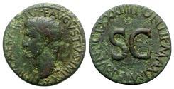 Ancient Coins - Augustus (27 BC-AD 14). Æ As - Rome