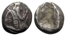 Ancient Coins - Achaemenid Kings of Persia, c. 450-375 BC. AR Siglos