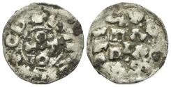 World Coins - Italy, Pavia. Ottone I-II (962-967). AR Denaro. OTTO. R/ PA PIA.