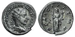 Ancient Coins - Gordian III (238-244). AR Antoninianus. Rome, AD 244. R/ FELICITAS