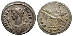 Ancient Coins - Probus (276-282). Radiate - Rome - R/ Sol