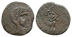 Ancient Coins - Augustus ? (27 BC-AD 14). Spain, Osset. Æ As