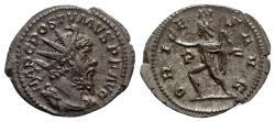 Ancient Coins - Postumus (260-269). Antoninianus - Treveri - R/ Sol