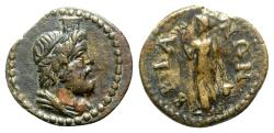 Ancient Coins - Phrygia, Bria. Pseudo-autonomous, time of Septimius Severus and Caracalla (193-217). Æ - VERY RARE