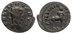 Ancient Coins - Gallienus (253-268). Antoninianus - Rome - R/ Centaur