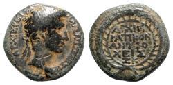 Ancient Coins - Augustus (27 BC-AD 14). Seleucis and Pieria, Antioch. Æ As