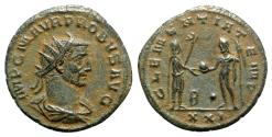 Ancient Coins - Probus (276-282). Radiate - Antioch
