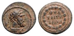 Ancient Coins - Lydia, Thyatira. Pseudo-autonomous issue, time of Commodus (177-192). Æ - RARE