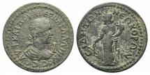 Ancient Coins - Gallienus (253-268). Pamphylia, Side. Æ 10 Assaria.