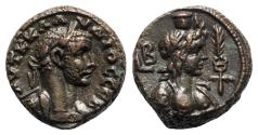 Ancient Coins - Claudius II (268-270). Egypt, Alexandria. BI Tetradrachm - year 2