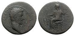 Ancient Coins - Augustus (27 BC-AD 14). Caria, Tabae. Æ