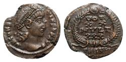 Ancient Coins - Constantius II (Caesar, 324-337). Æ - Antioch