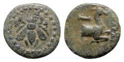 Ancient Coins - Ionia, Ephesos, c. 3rd century BC. Æ