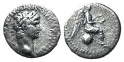 Ancient Coins - CAPPADOCIA, Caesarea-Eusebia. Nero. AD 54-68. AR Hemidrachm. Struck circa AD 56-58.