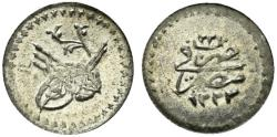 World Coins - Egypt, Ottomans. 10 Para. AH 1223, year 22