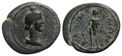 Ancient Coins - Pisidia, Baris. Pseudo-autonomous issue, c. 2nd-3rd century AD. Æ