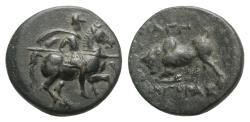 Ancient Coins - Ionia, Magnesia ad Maeandrum, c. 350-200 BC. Æ - Diagoras, magistrate