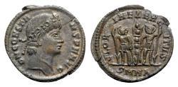 Ancient Coins - Constans (337-350). Æ - Nicomedia
