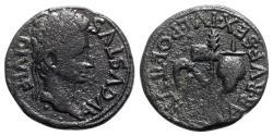 Ancient Coins - Augustus (27 BC-AD 14). Spain, Carthago Nova. Æ As