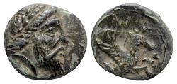 Ancient Coins - Mysia, Adramytion, 4th century BC. Æ