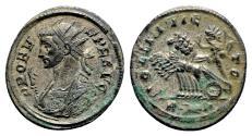 Ancient Coins - Probus (276-282). Radiate - Rome - R/ Sol in quadriga