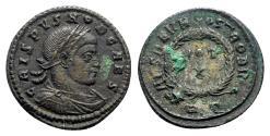 Ancient Coins - Crispus (Caesar, 316-326). Æ Follis - Rome