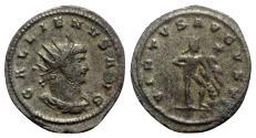Ancient Coins - Gallienus (253-268). Antoninianus - Antioch - R/ Hercules