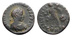 Ancient Coins - Valentinian II (375-392). Æ - Constantinople