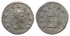 Ancient Coins - Divus Claudius II (died 270). Radiate. Cyzicus, AD 270. VERY RARE