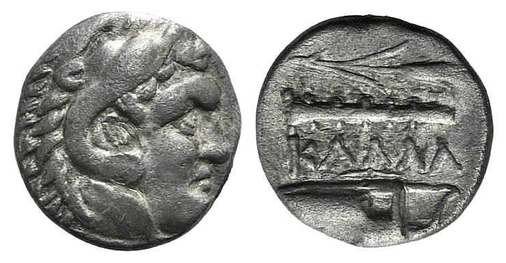 Ancient Coins - Thrace, Kallatis, c. 3rd-2nd century. AR Hemidrachm