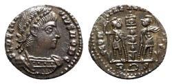 Ancient Coins - Delmatius (Caesar, 335-337). Æ - Rome - RARE