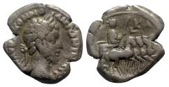 Ancient Coins - Commodus (177-192). Egypt, Alexandria. BI Tetradrachm - year 21 - R/ Emperor in quadriga
