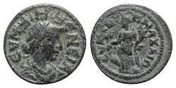 Ancient Coins - Phrygia. Eumeneia. Pseudo-autonomous issue AD 193-235. Æ