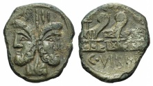 Ancient Coins - C. Vibius C.f. Pansa, c. 90 BC. Æ As