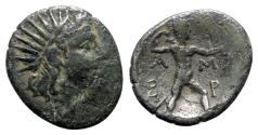 Ancient Coins - Epeiros, Ambrakia, 1st century BC. Æ