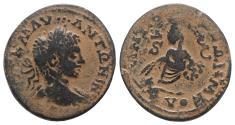 Ancient Coins - Elagabalus (218-222). Seleucis and Pieria, Antioch. Æ 8 Assaria