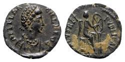 Ancient Coins - Aelia Flaccilla (Augusta, 379-386) Æ - Antioch
