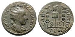 Ancient Coins - Gordian III (238-244). Pisidia, Antioch. Æ