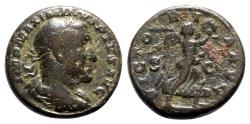 Ancient Coins - Maximinus I (235-238). Æ As - Rome - R/ Victory