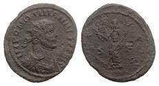 Ancient Coins - Carausius. Romano-British Emperor, AD 286-293. Antoninianus. Londinium (London) mint. Struck in the name of Maximianus, AD 287-293.