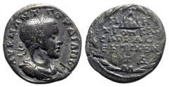 Ancient Coins - Gordian III (238-244). Cappadocia, Caesarea-Eusebia. Æ