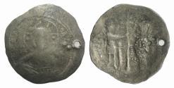 Ancient Coins - ALEXIUS I. 1081-1118 AD. AR Histamenon Nomisma RARE