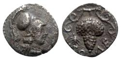 Ancient Coins - Cilicia, Soloi, c. 400-350 BC. AR Obol
