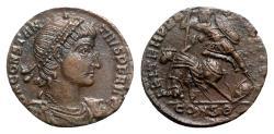 Ancient Coins - Constantius II (337-361). Æ - Constantinople