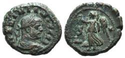 Ancient Coins - Maximianus (286-305). Egypt, Alexandria. BI Tetradrachm, year 6 (290/1).