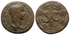 Ancient Coins - Trajan (98-117). Seleucis and Pieria, Antioch. Æ As