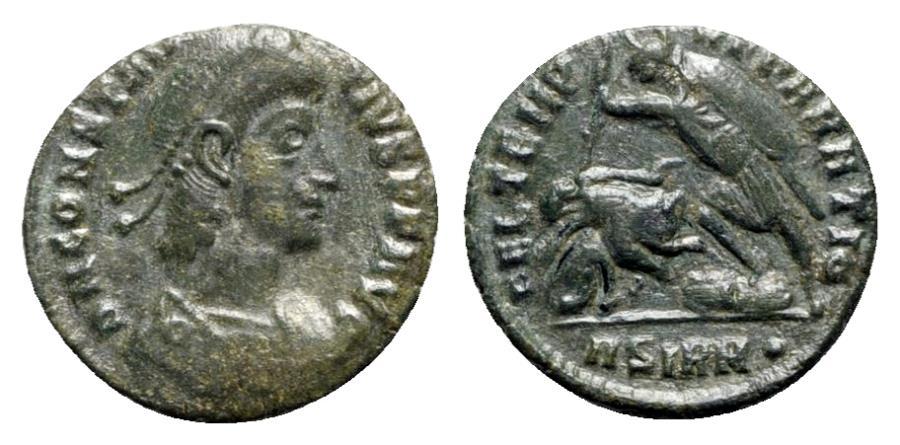 Ancient Coins - Constantius II (337-361). Æ - Sirmium